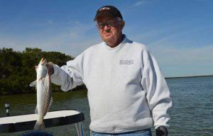 Fort Myers Light Tackle Fishing Charters - Spec Trout Photo