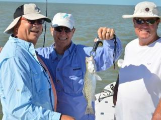 Buddies On A Fort Myers Fishing Charter
